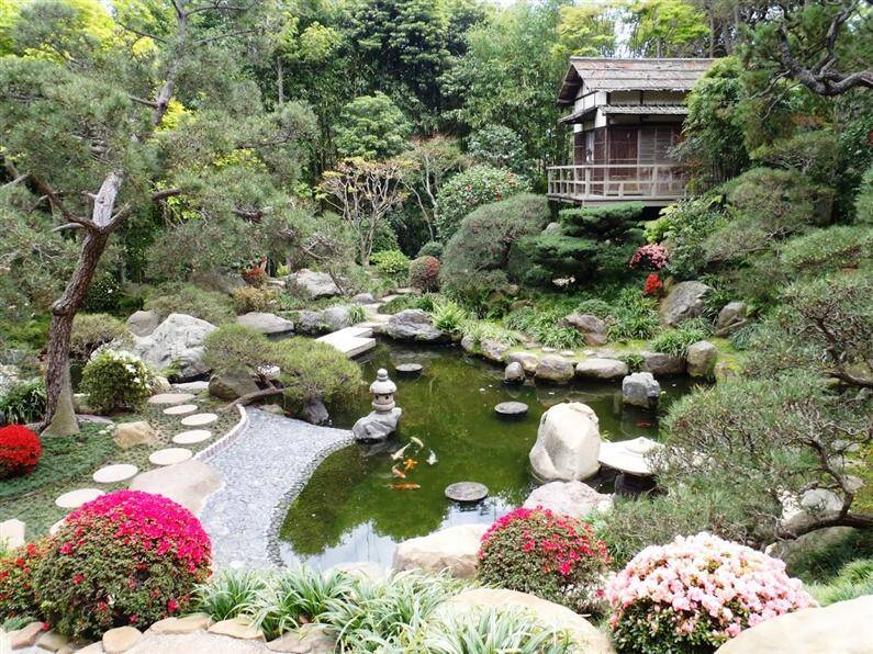 Japanese garden (2) (Custom)