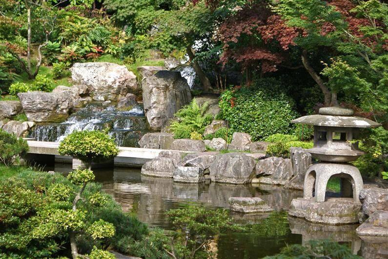 Japanese gardens 1 (Custom)