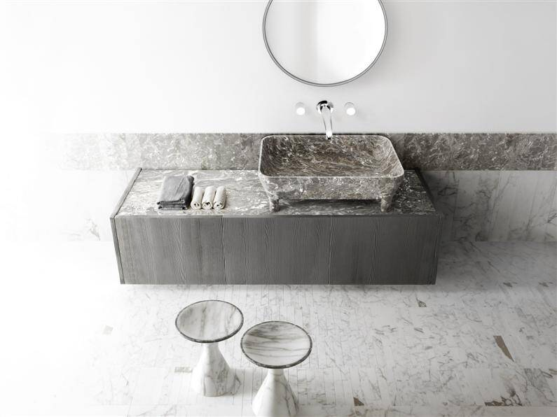 Marble bathroom furniture by Kreoo (8)