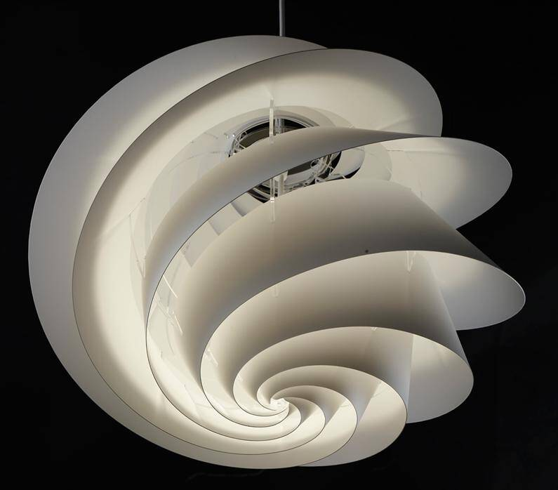 Swirl lamps - light and delicately by Le Klint (3) (Custom)