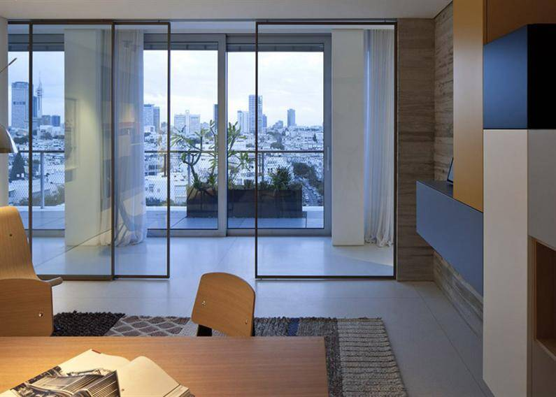 Tel Aviv penthouse by P Kedem (10)