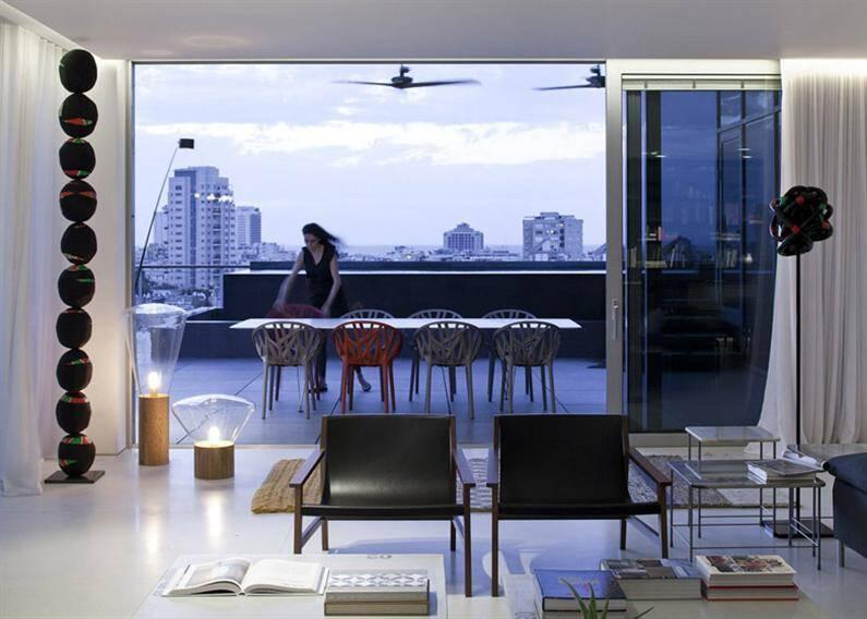 Tel Aviv penthouse by Pitsou Kedem (13)