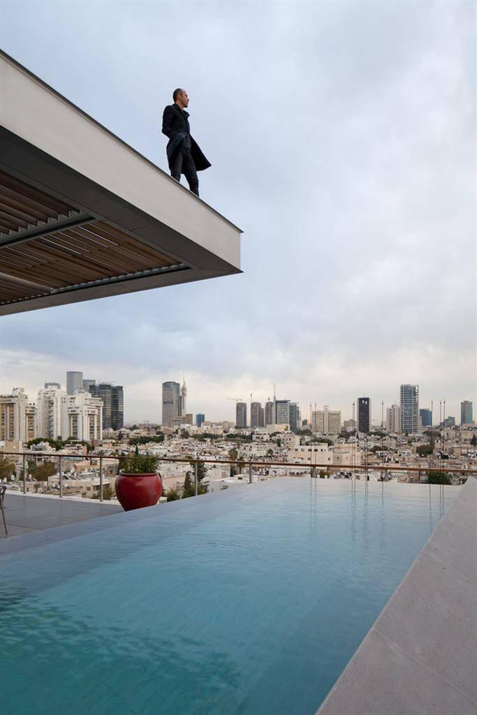 Tel Aviv penthouse by Pitsou Kedem (16)