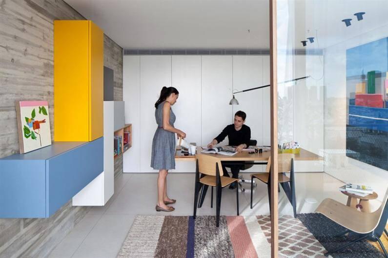 Tel Aviv penthouse by Pitsou Kedem (17)