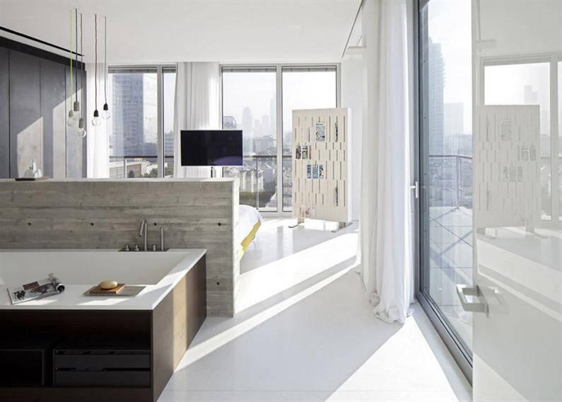 Tel Aviv penthouse by Pitsou Kedem (20)