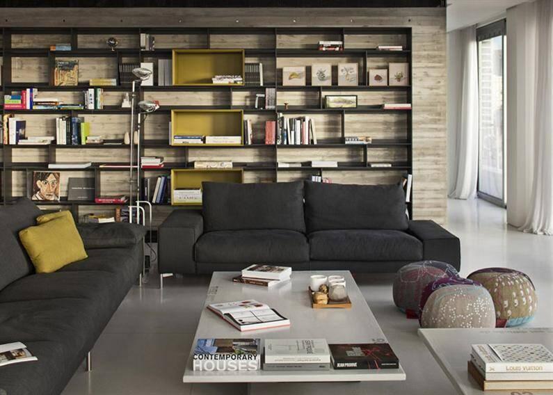 Tel Aviv penthouse by Pitsou Kedem (6)