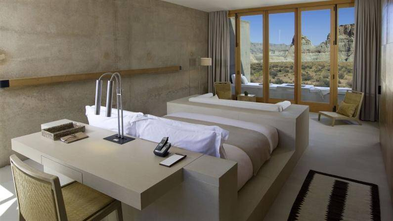 Amangiri Hotel and Spa spectacular project in Canyon Point - www.homeworlddesign.com (3)