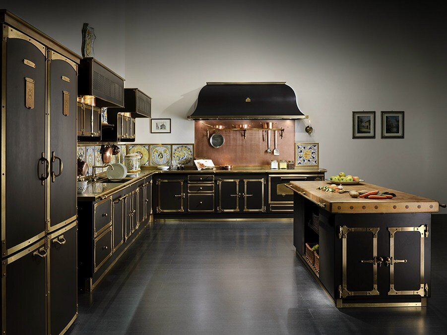 Medici Palace kitchen by Officine Gullo (4) - www.homeworlddesign.com