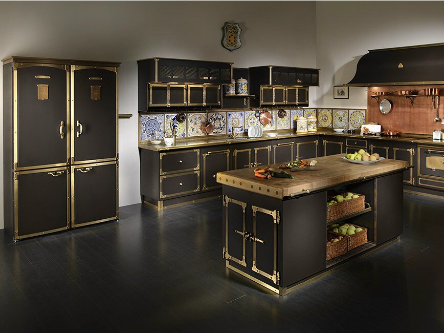 Medici Palace kitchen by Officine Gullo (7) - www.homeworlddesign.com