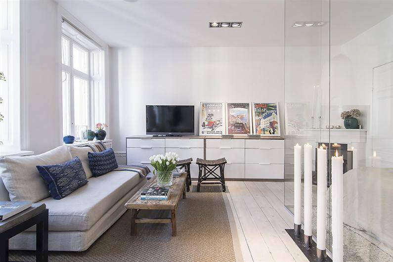 Small apartment in Stockholm - www.homeworlddesign.com (5)
