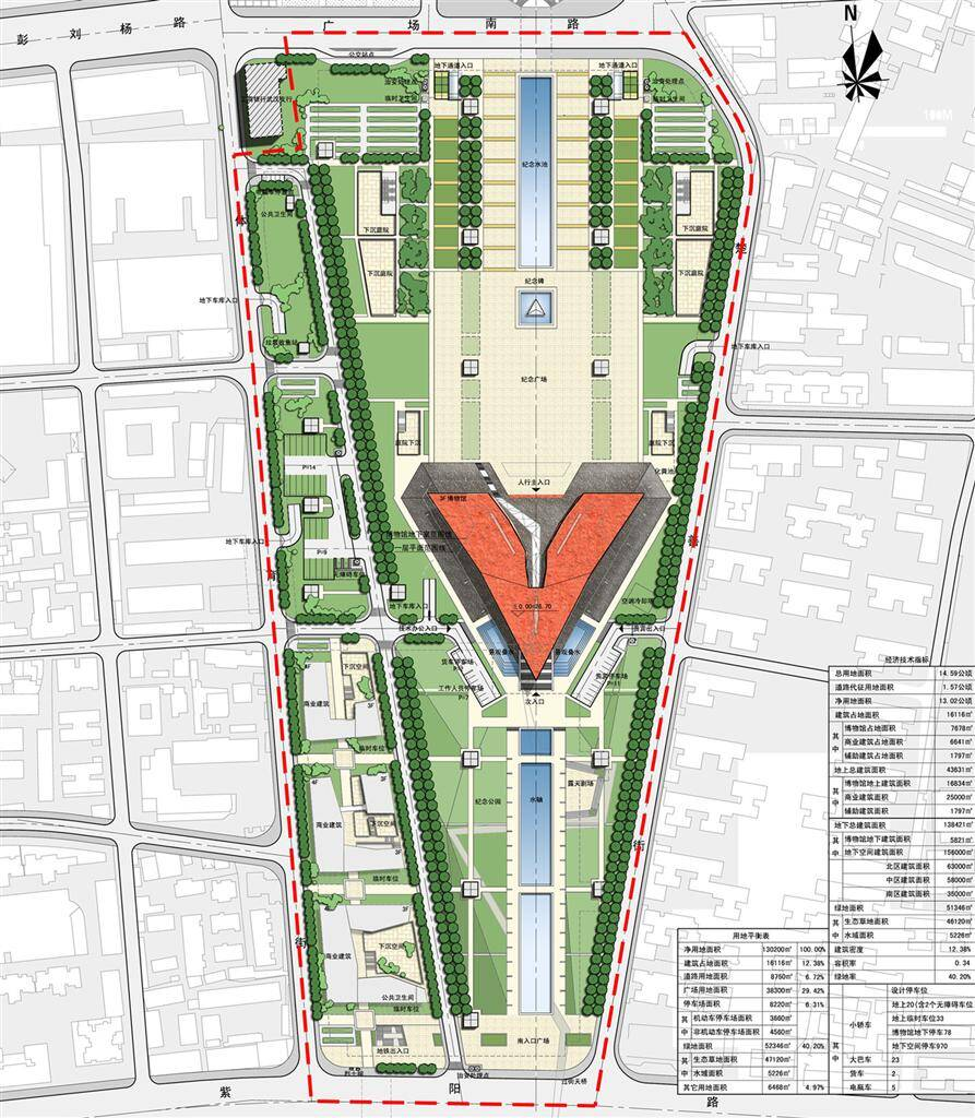 A Revolutionary Building to commemorate the Xin Hai Revolution a Wuhan, China - www.homeworlddesign.com (17)
