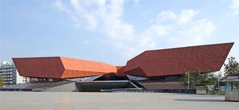 A Revolutionary Building to commemorate the Xin Hai Revolution a Wuhan, China - www.homeworlddesign.com (2)