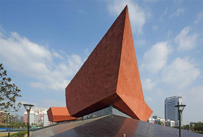 A Revolutionary Building to commemorate the Xin Hai Revolution a Wuhan, China - www.homeworlddesign.com (5)