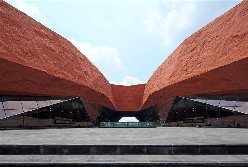 A Revolutionary Building to commemorate the Xin Hai Revolution a Wuhan, China - www.homeworlddesign.com (8)