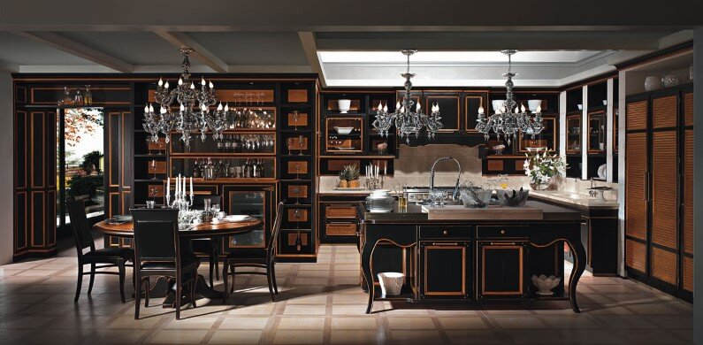 Excelsa kitchen - handcrafted kitchen brings together traditional and contemporary style - www.homeworlddesign (6)