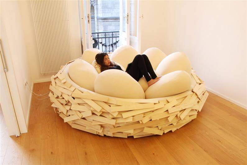 Giant Birdsnest for Creating new ideas  OGE Creative Group - www.homeworlddesign.com (5)