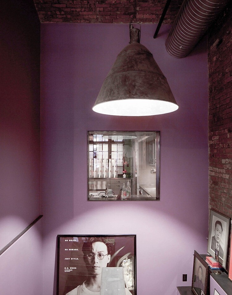 NoHo Residence Loft style with Art deco accents by-Wettling Architects - www.homeworlddesign.com (8)