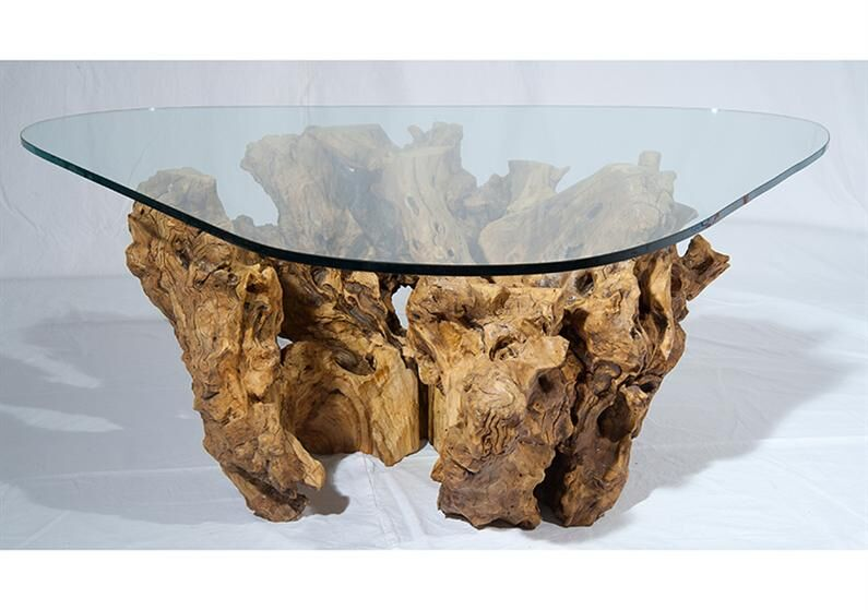 New life for driftwood and unique furniture / Giovanni Angelozzi