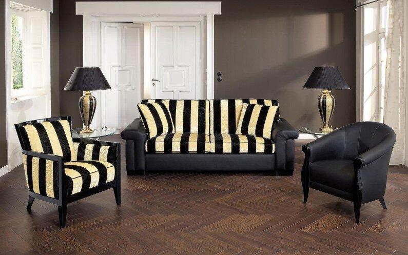 Upholstered lounge suite art of beauty by Finkeldei - www.homeworlddesign.com  (11)