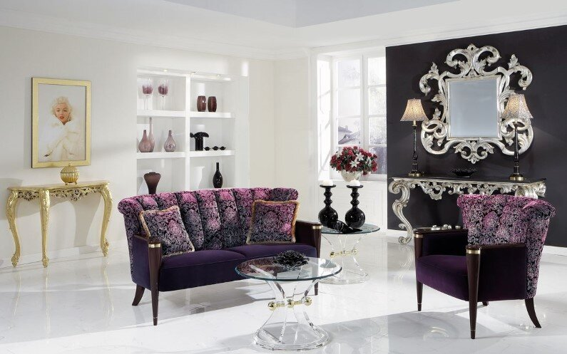 Upholstered lounge suites art of beauty by Finkeldei - www.homeworlddesign.com  (4)