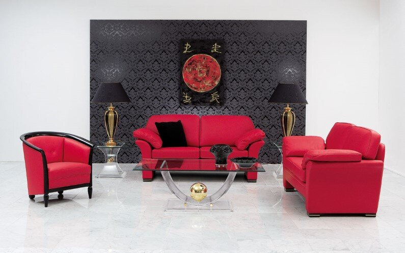 Upholstered lounge suite art of beauty by Finkeldei - www.homeworlddesign.com  (6)