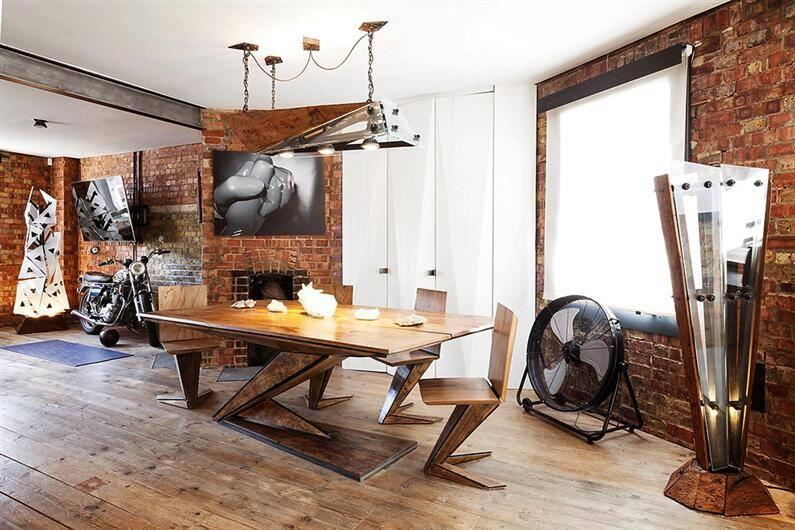 Wonderful apartment refurbished with unconventional interior design - www.homeworlddesign.com (6)