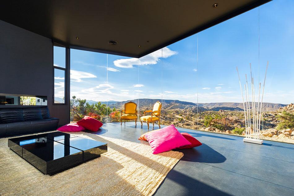 Black Desert House - Oller & Pejic and Marc Atlan Design Company - www.homeworlddesign (10)