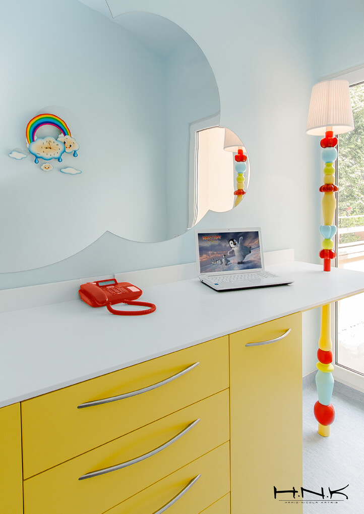 Dental clinic for children with a gorgeous design Dent Estet 4 Kids - Hamid Nicola Katrib - www.homeworlddesign. com (12)