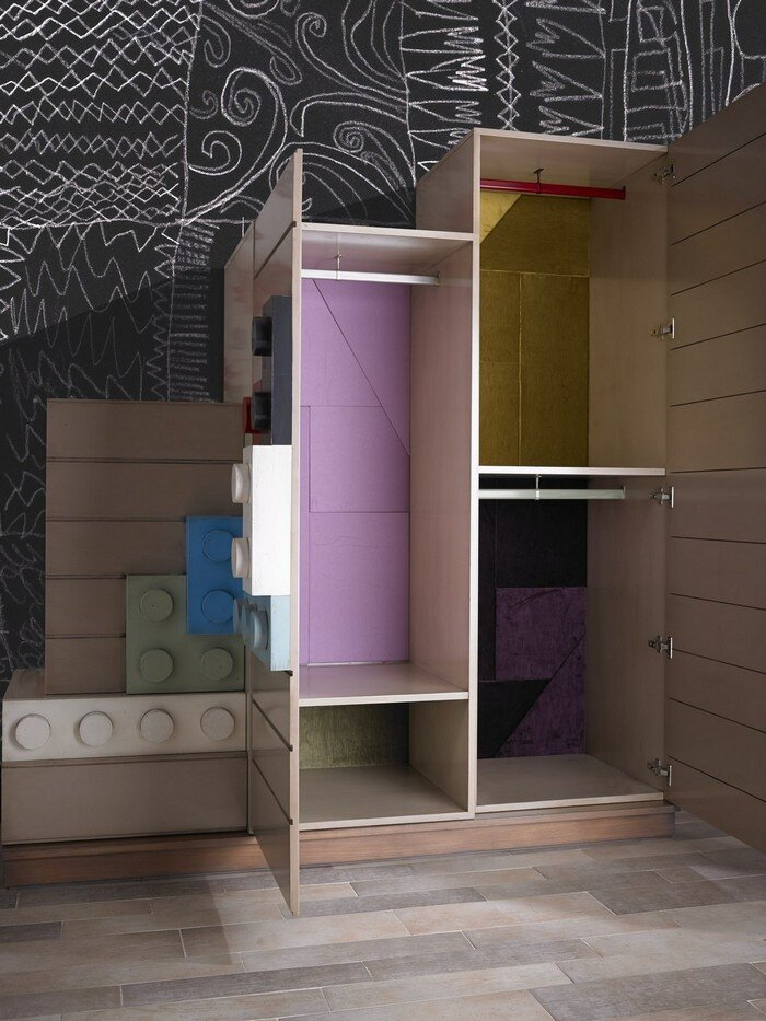 Lego furniture for children's rooms, by Lola Glamour - www.homeworlddesign.com  (10)