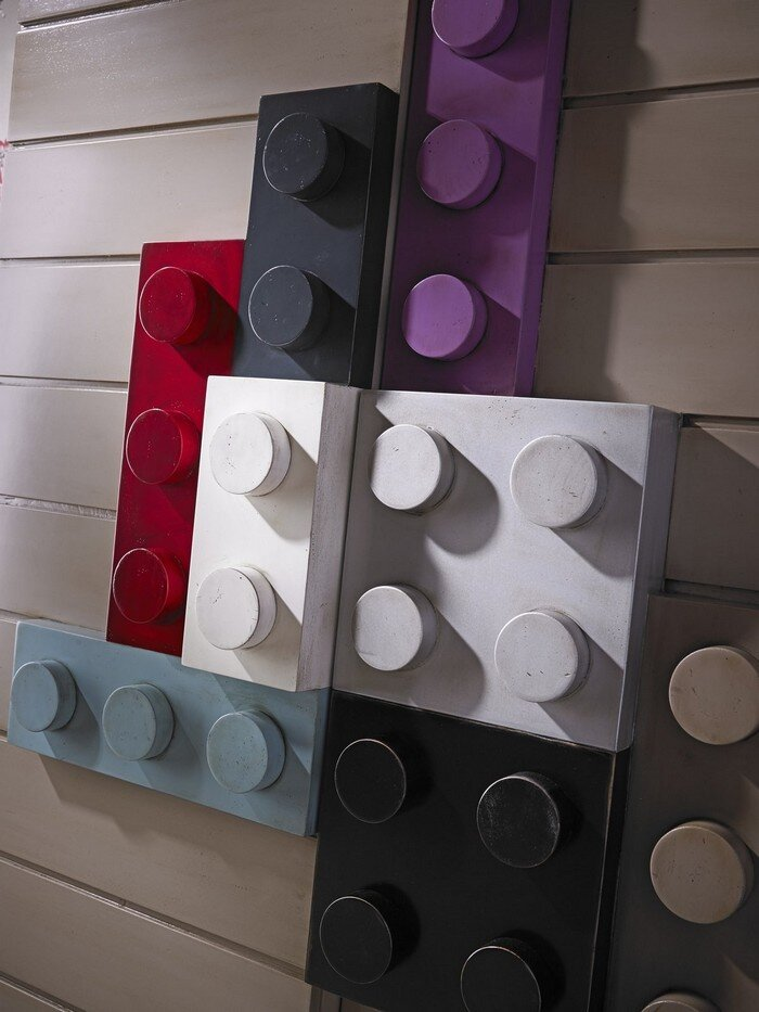 Lego furniture for children's rooms, by Lola Glamour - www.homeworlddesign.com  (9)