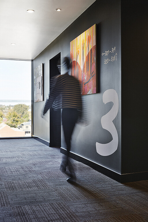The Schaller Studio - Boutique Art Hotel  - www.homeworlddesign.com  (8)