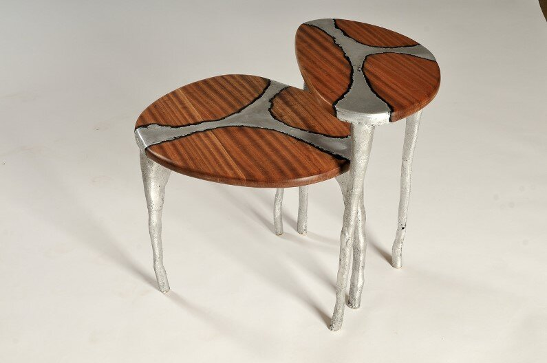 Undercut, Handmade Furniture   Uriel Schwartz   Www.homeworlddesign.com ...