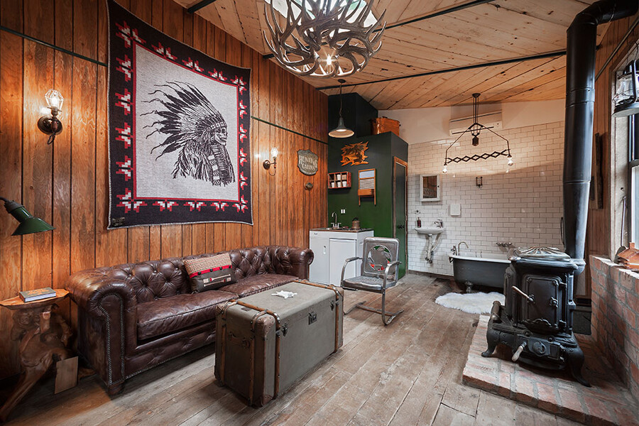 Urban Cowboy B&B: refuge of peace and relaxation in the middle of Brooklyn