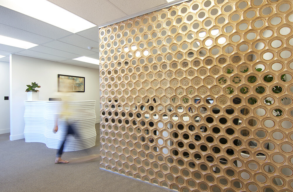 Natura Collection: Texture Panels and Dividers inspired by organic lines