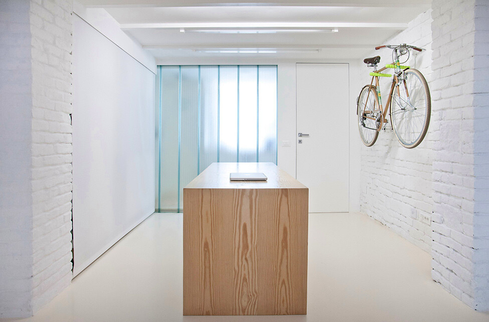 Small studio apartment design  R3Architetti   - www.homeworlddesign. com (2)