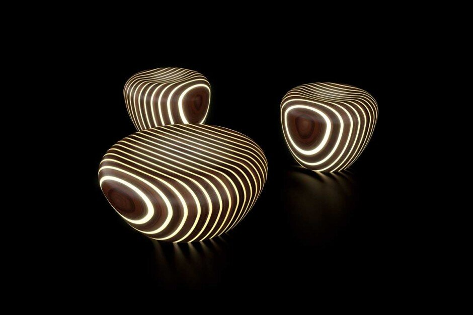 Bright Wood - fascinating collection of tables, seats and lamps by Giancarlo Zema - www.homeworlddesign. com (10)