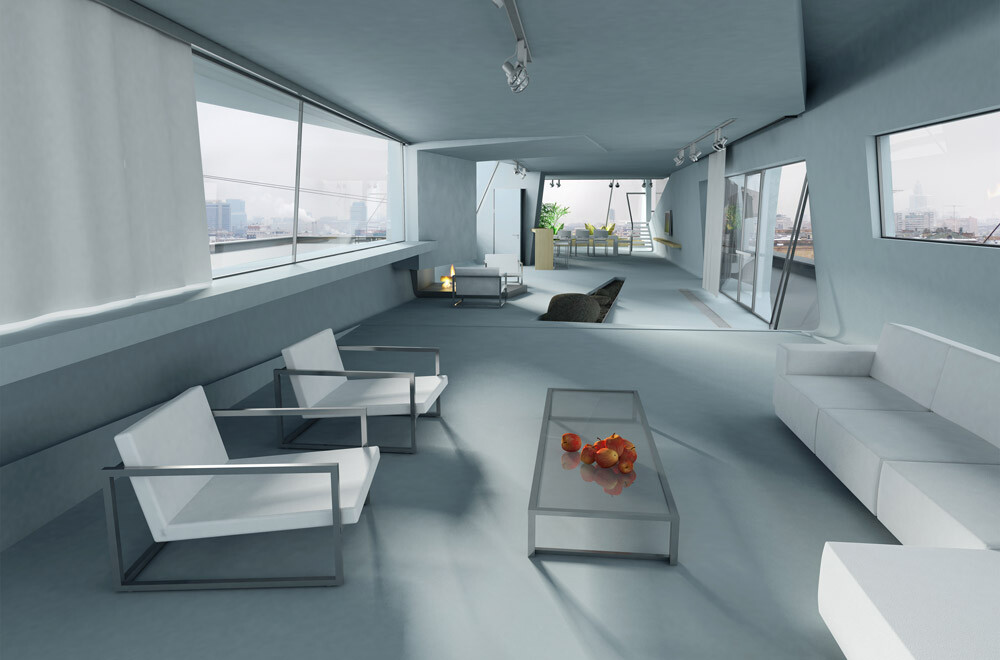 Penthouse by Za Bor Architects - www.homeworlddesign. com (7)