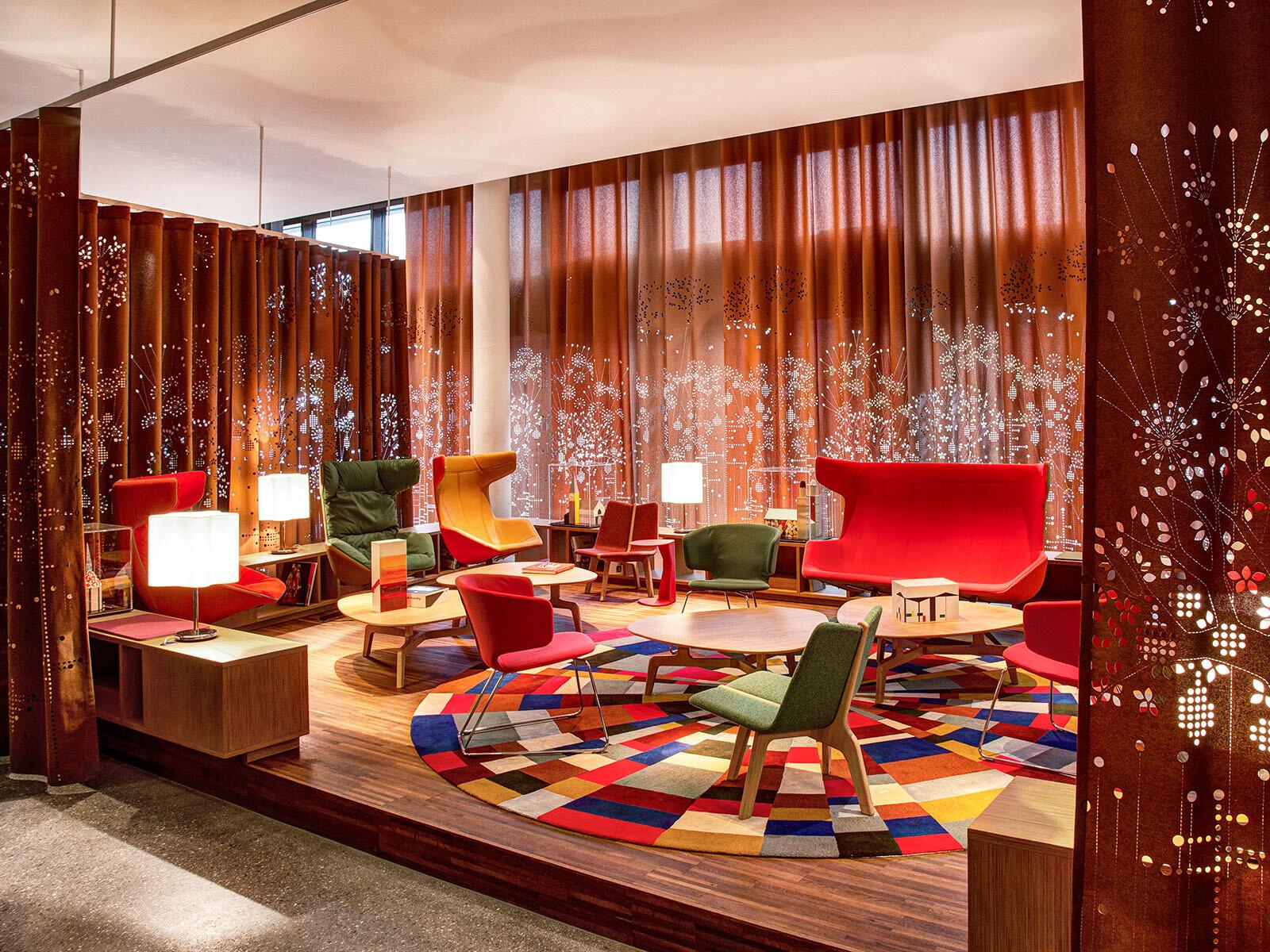 25hours hotel zurich west by alfredo h berli for Designhotel 25hours
