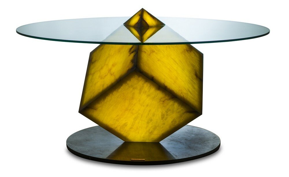 Amarist designs combinations between sculptures and supplies Cupiditas Table - www.homeworlddesign. com (8)