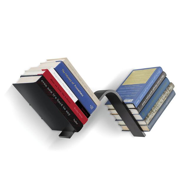 Bookshelves with minimalist design and expressive Conceal book shelf - www.homeworlddesign. com (10)