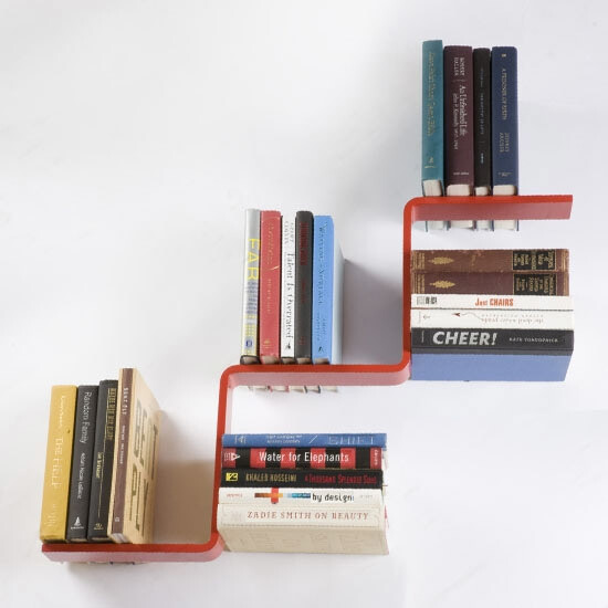 Bookshelves with minimalist design and expressive Conceal book shelf - www.homeworlddesign. com (5)
