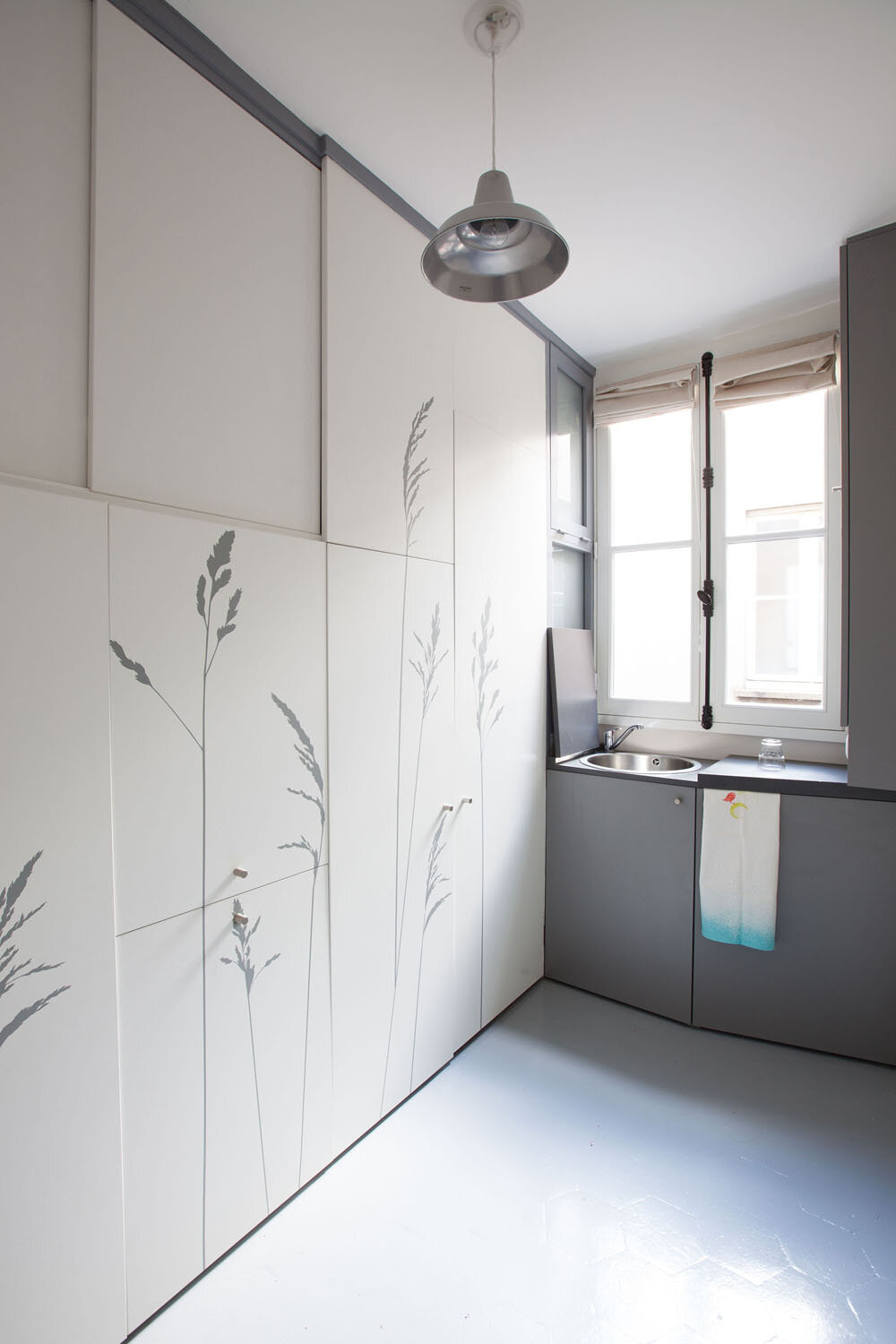 Small Apartment In Paris KitoKo Studio Transform 8 Square Meters   Www.  Homeworlddesign. Com