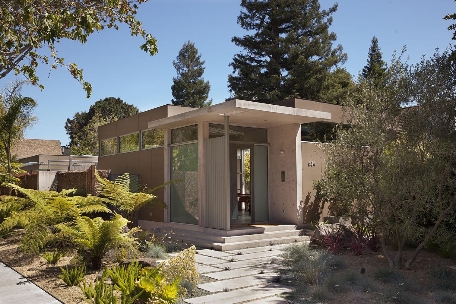 Everett Street Residence Open Architecture By Dawson