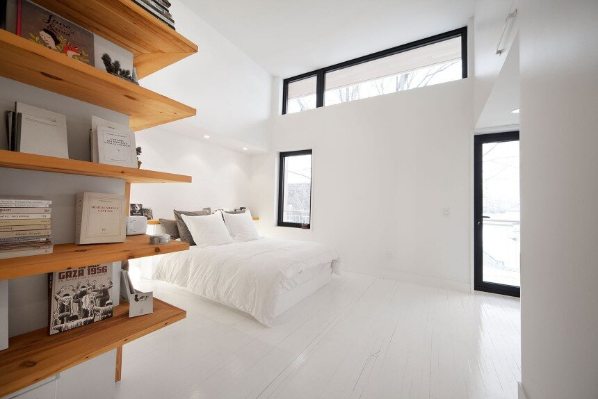 Juliette apartment - Redesign the third floor of a single-family residence of the Plateau Mont-Royal  - HomeWorldDesign (7)