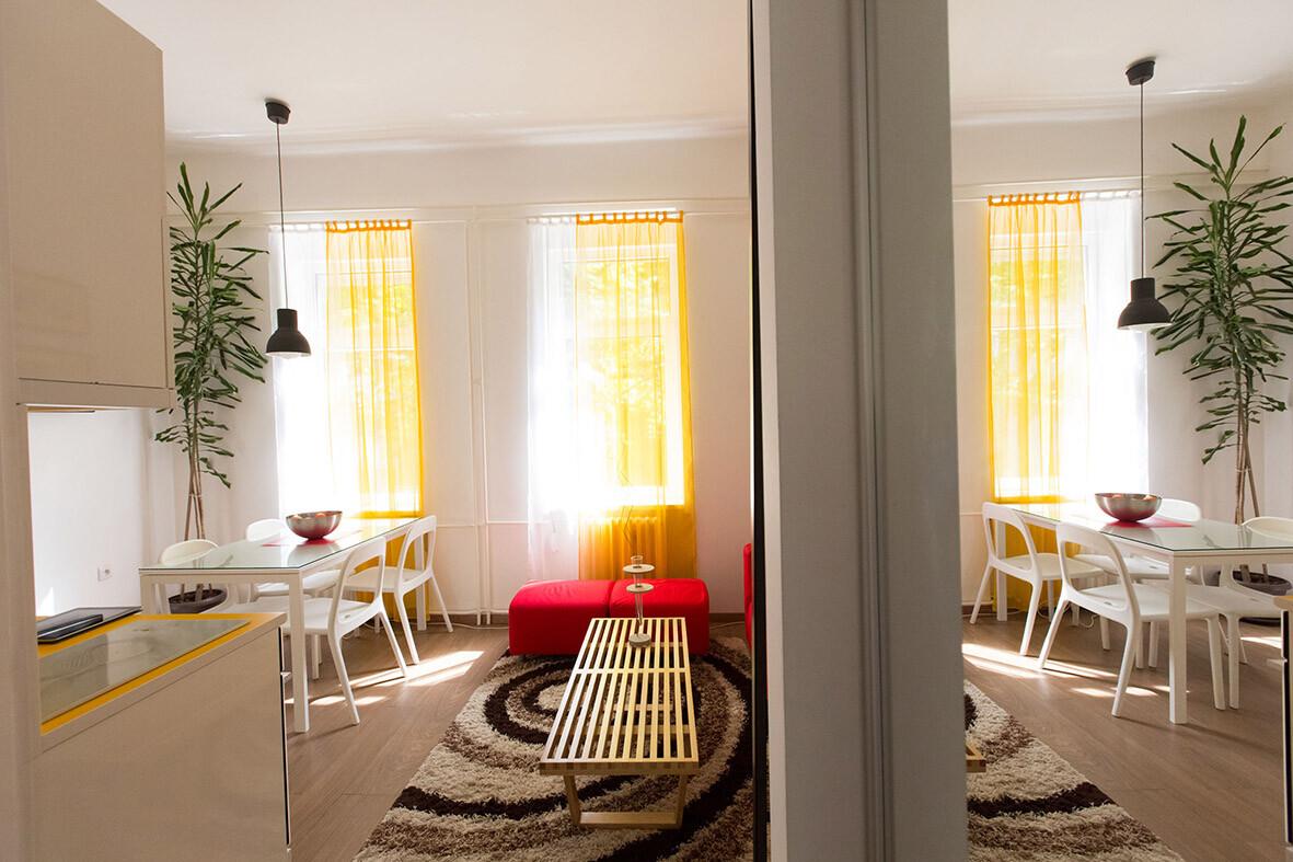 Small Studio Type Interior Design Studio Apartment Modified To