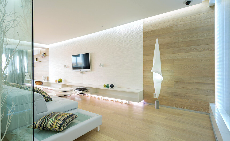 White and mirrors can transform and expand space -  apartment in Rostov on Don - HomeWorldDesign (9)