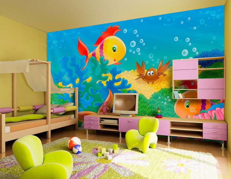 10 tips for designing children's rooms - HomeWorldDesign 17