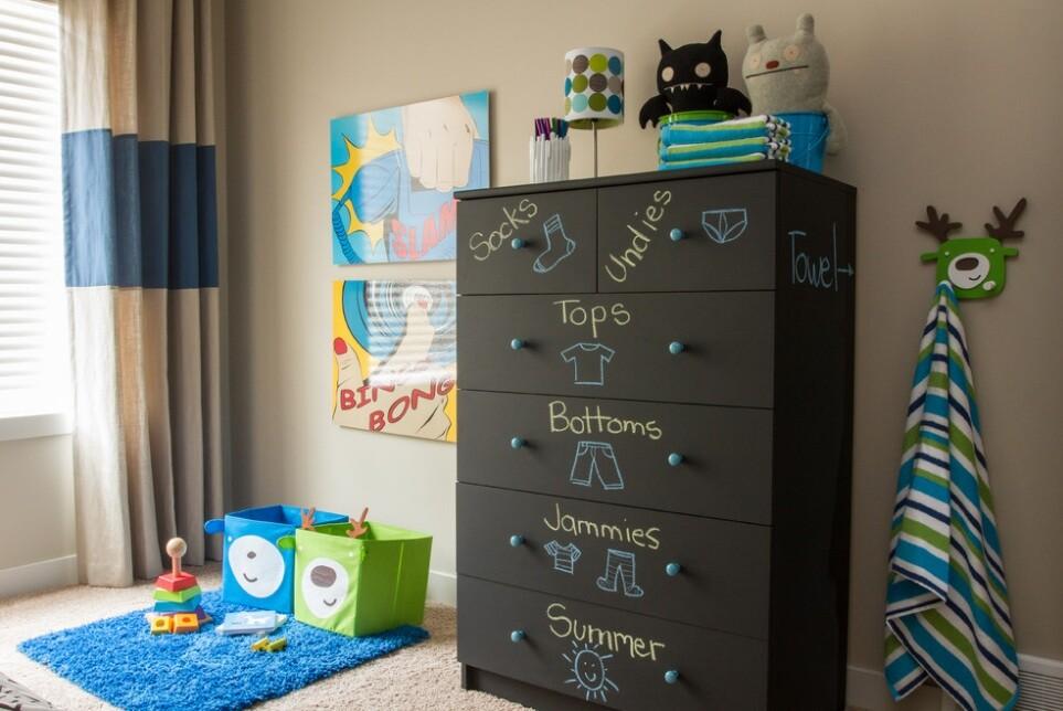 10 Tips for Designing Children's Rooms