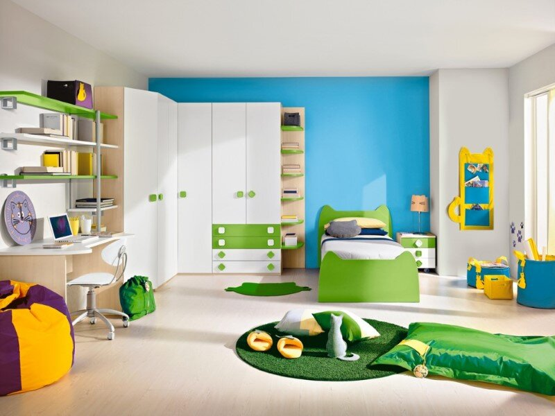 10 tips for designing children's rooms - HomeWorldDesign  22