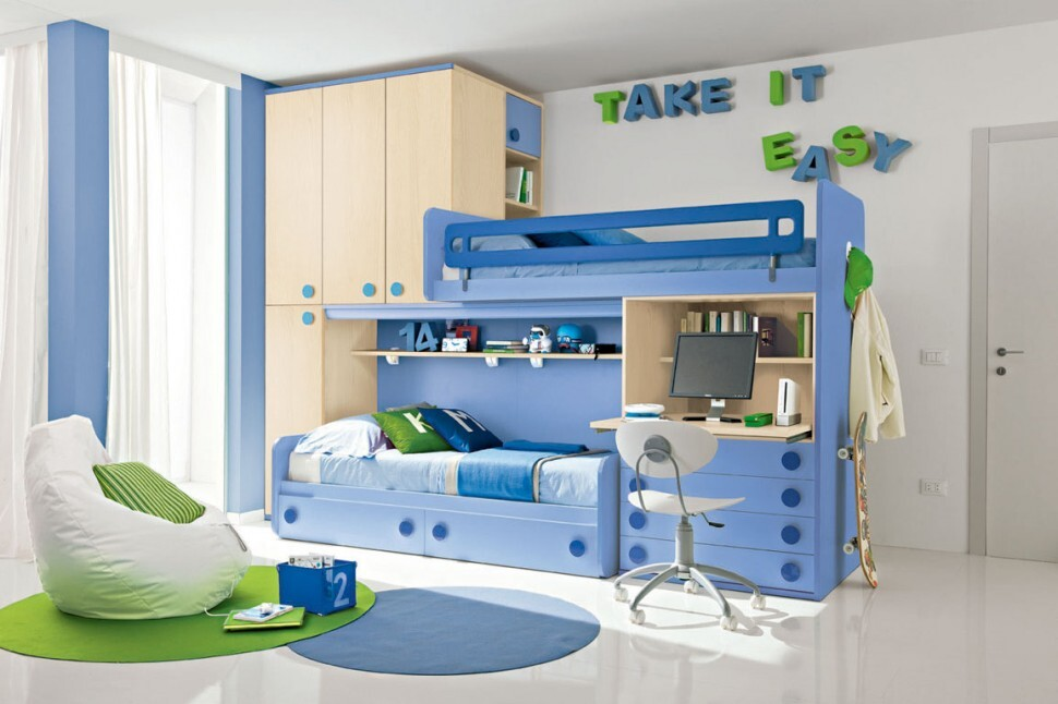 10 tips for designing children's rooms - HomeWorldDesign 25